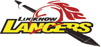 Logo for Lucknow Lancers