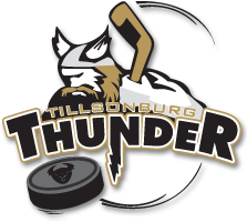 Logo for Tillsonburg Thunder